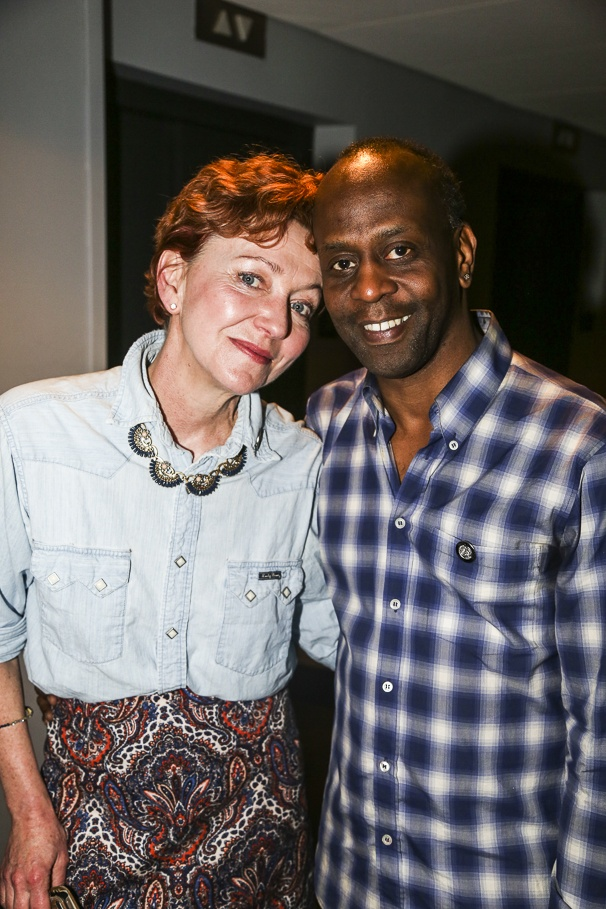 Tony Nominees - Brunch - 4/15 - Julie White - K. Todd Freeman