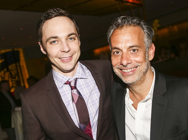 An Act of God - Opening - 5/15 - Joe Mantello - Jim Parsons