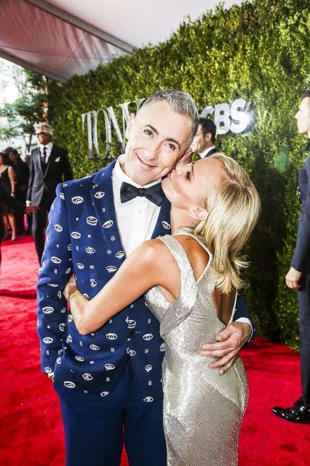 The Tony Awards - 6/15 - Alan Cumming - Kristin Chenoweth