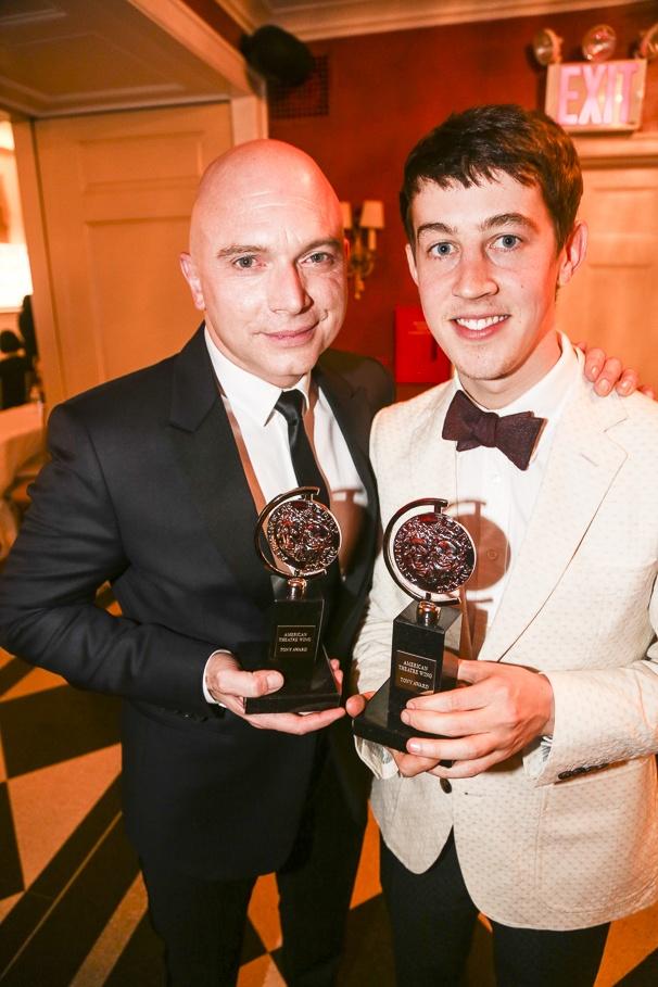 The Tony Awards - 6/15 - Michael Cerveris - Alex Sharp