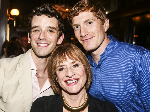 Shows for Days - Opening - 6/15 - Michael Urie - Patti LuPone - Jordan Dean