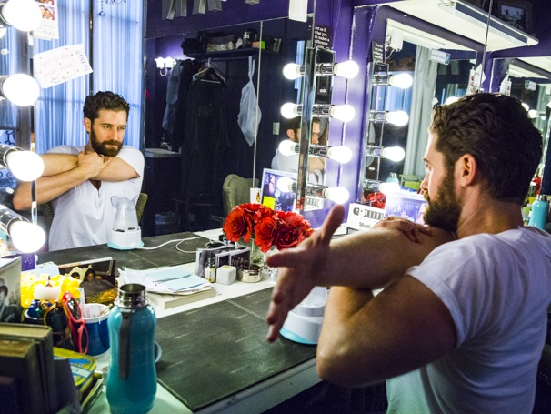 Finding Neverland - Backstage Feature - 8/15 - Matthew Morrison