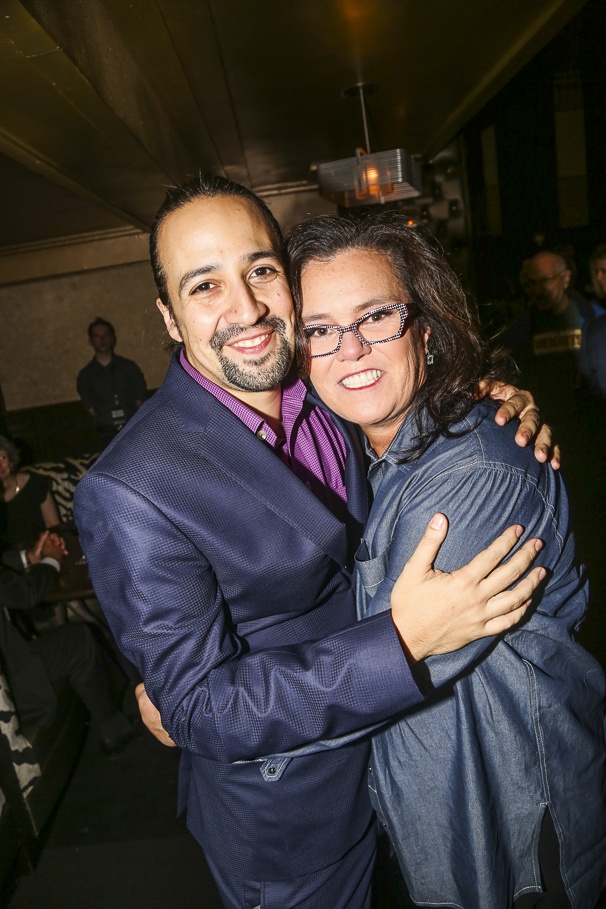 Ars Nova Revolution - 9/15 - Lin-Manuel Miranda and Rosie O'Donnell