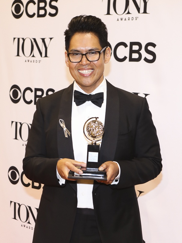 Tony Awards - Winners Circle - 6/16 - Emilio Madrid-Kuser