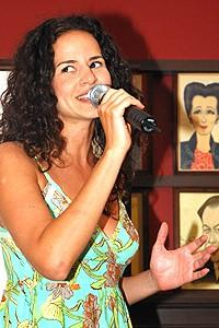 Broadway.com Group Sales Luncheon - Mandy Gonzalez