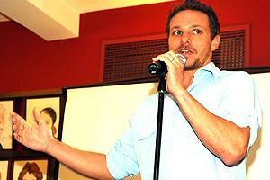 Broadway.com Group Sales Luncheon - Drew Lachey