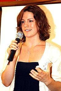 Broadway.com Group Sales Luncheon - Carrie Manolakos