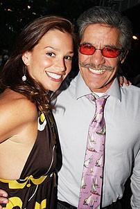 2008 Hair Opening - Geraldo Rivera - Erica Levy