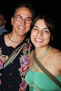 2008 Hair Opening - Rob Fisher - Nadia Digiallonardo