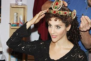 Marni Raab in Phantom of the Opera - Marni Raab (crown)
