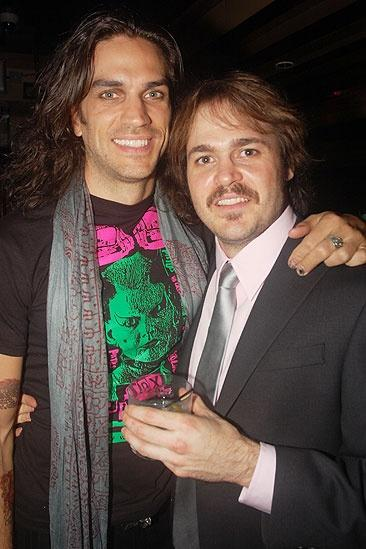 Rock of Ages Opening – Will Swenson – Mitchell Jarvis