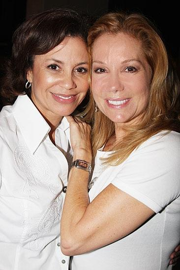 Kathie Lee Gifford and Phil Collins at the Lion King – Dana Tyler – Kathie Lee Gifford