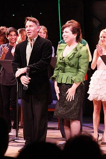 Wicked 5th Anniversary Benefit Concert – Stephen Schwartz – Winnie Holzman