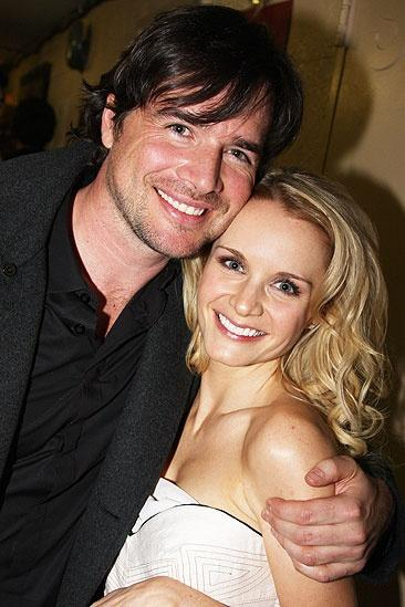 Wicked 5th Anniversary Benefit - Matthew Settle - Kate Reinders