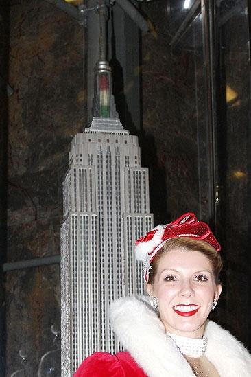 The Rockettes on the Empire State – Nikki Williams
