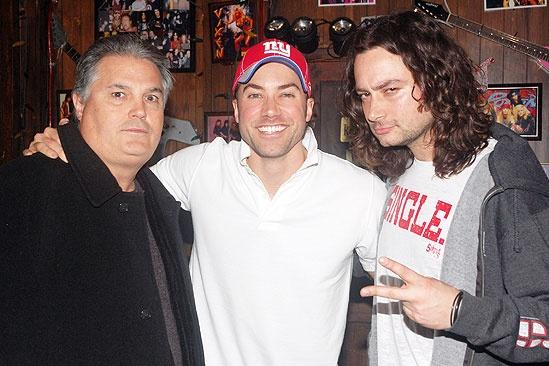 Ace Young at Rock of Ages - Charlie Brusco - Ace Young - Constantine Maroulis