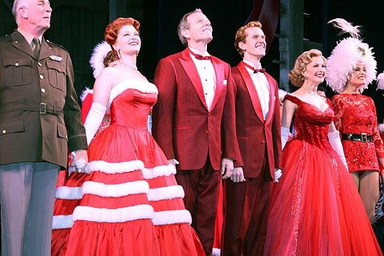 Broadway.com | Photo 1 of 53 | White Christmas's Broadway Debut ...