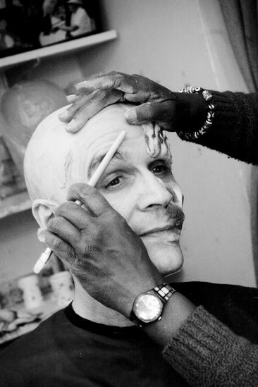 Howard McGillin Phantom transformation – smooth