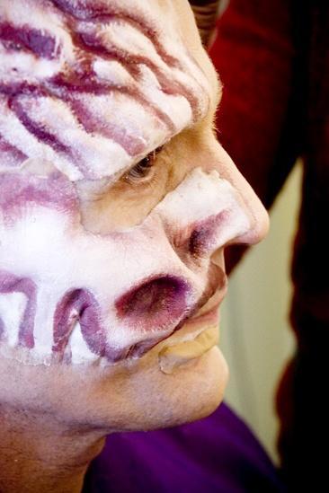 Howard McGillin Phantom transformation – skull3
