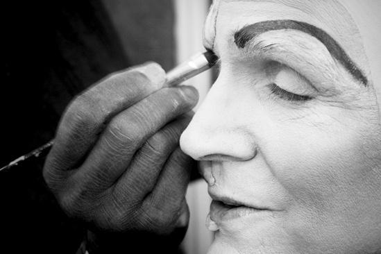 Howard McGillin Phantom transformation – eyebrows3