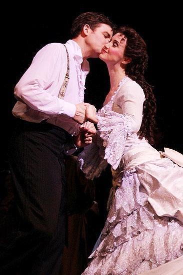 Phantom turns 21 – Tim Martin Gleason – Elizabeth Loyacano