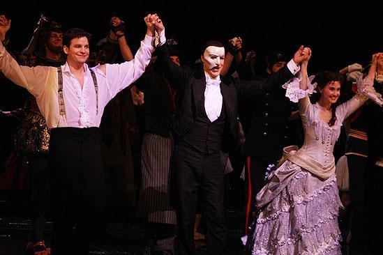 Phantom turns 21 – Tim Martin Gleason – Elizabeth Loyacano – Howard McGillin