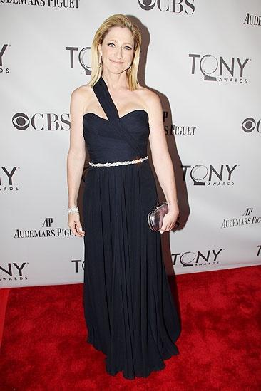 2011 Tony Awards Red Carpet – Edie Falco