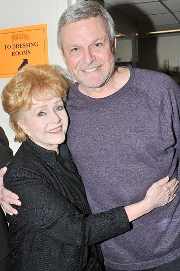 Debbie Reynolds at <i>Follies</i> - Debbie Reynolds – Ron Raines