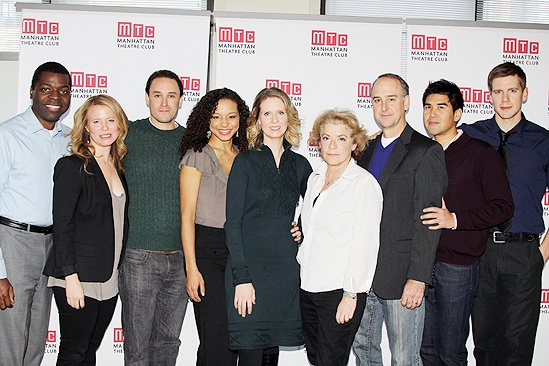 Wit Meet and Greet - Cynthia Nixon and cast