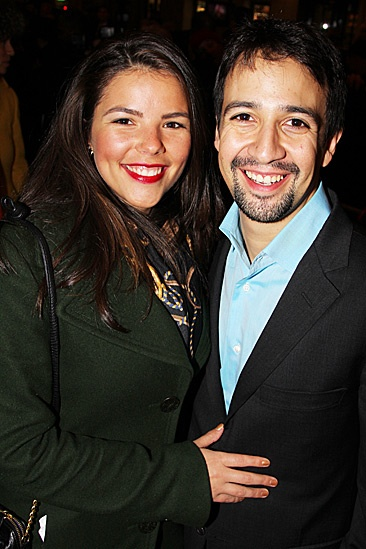 Porgy and Bess- Vanessa Nadal-Miranda and Lin-Manuel Miranda