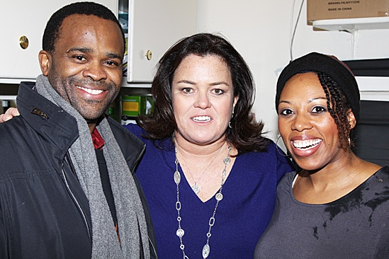 Porgy and Bess- Rosie O'Donnell, Phumzile Sojola and Andrea Jones-Sojola