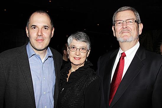 The Columnist Opening Night – David Auburn - Proud Parents