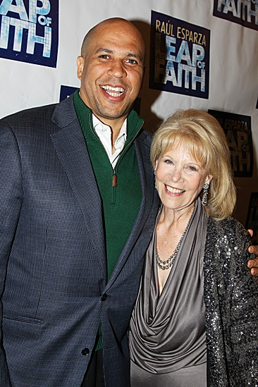 Leap of Faith Opening Night – Cory Booker – Daryl Roth