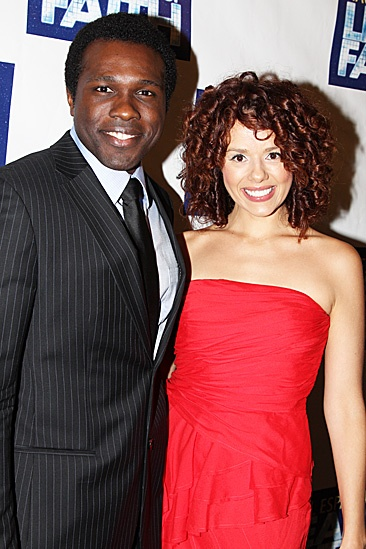 Leap of Faith Opening Night – Joshua Henry – Janet Dacal