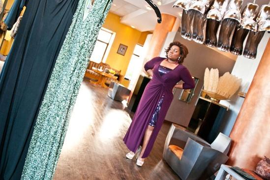 Da'Vine Joy Randolph Tony dress - Da'Vine Joy Randolph
