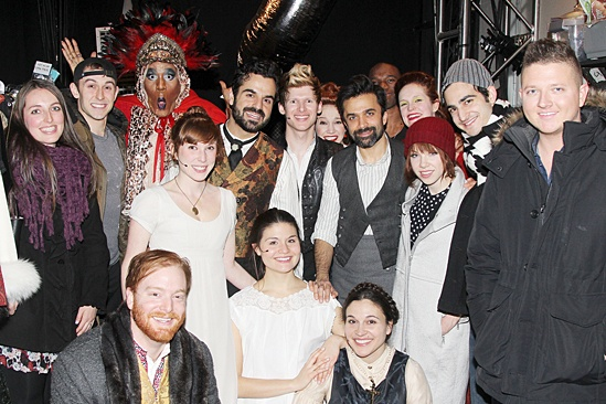 Natasha, Pierre and the Great Comet of 1812 - Billy Porter & Carly Rae Jepsen - OP - Cast - Carly Rae Jepsen