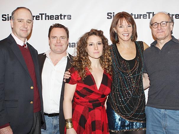 The Open House - Opening - OP - 3/14 - Michael Countryman - Danny McCarthy - Hannah Bos - Carolyn McCormick - Peter Friedman
