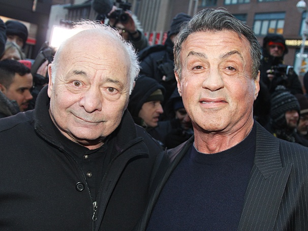 Rocky - Opening - OP - 3/14 - Burt Young - Sylvester Stallone