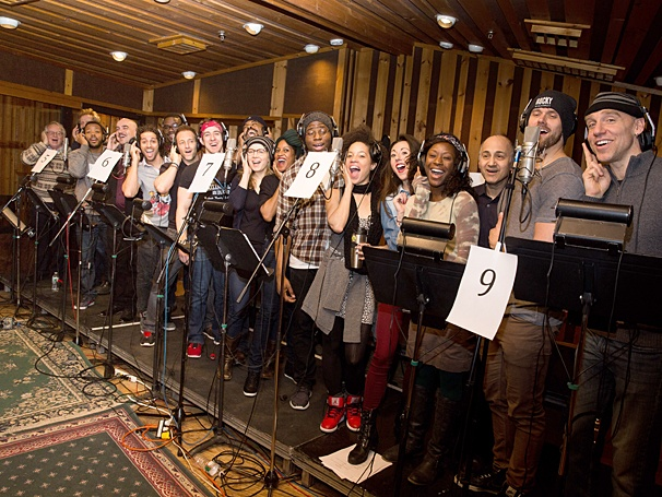 Rocky - Recording - Press - 3/14 - Cast