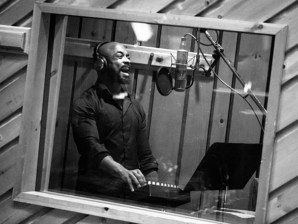 Rocky - Recording - Press - 3/14 - Terence Archie