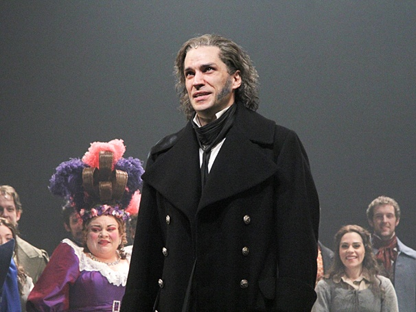 Les Miserables - Opening - OP - 3/14 - Will Swenson