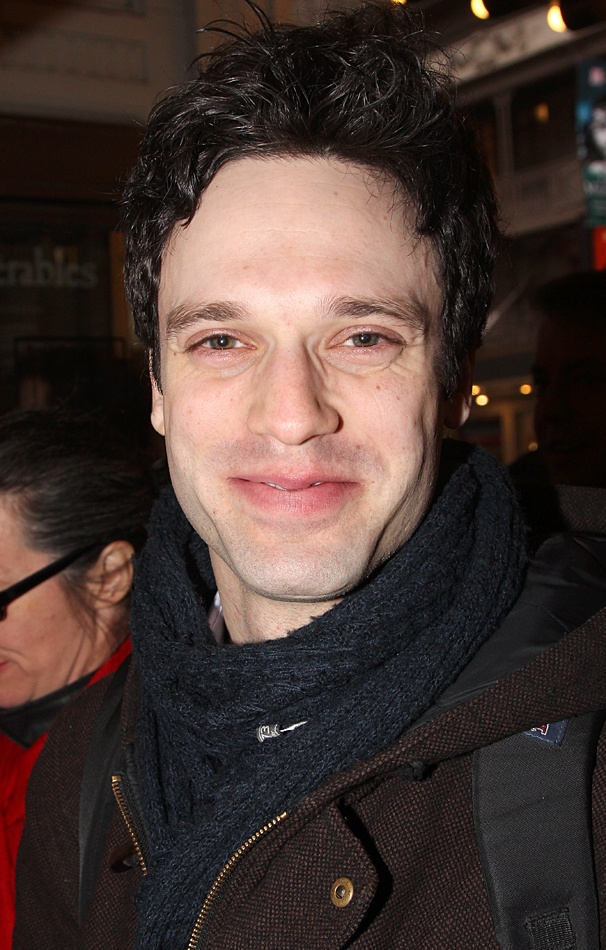 Les Miserables - Opening - Op - 3/14 -  Jake Epstein