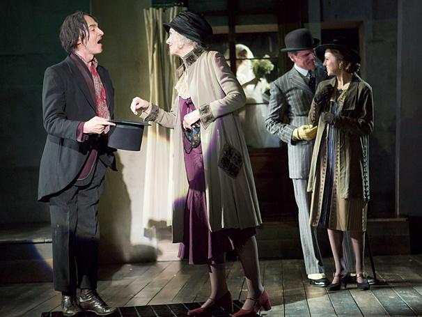 The Threepenny Opera - Show Photos - PS - 3/14 - John Kelly - Mary Beth Peil - Michael Park - Laura Osnes