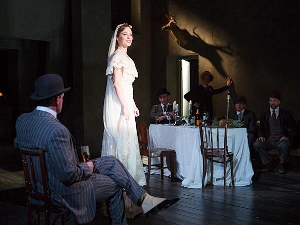 The Threepenny Opera - Show Photos - PS - 3/14 - Laura Osnes