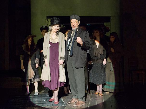 The Threepenny Opera - Show Photos - PS - 3/14 - Mary Beth Peil - F. Murray Abraham