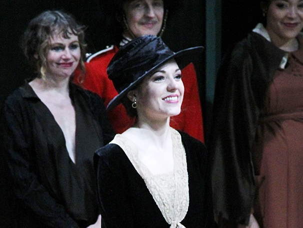 The Threepenny Opera - Opening - OP - 4/14 - Laura Osnes