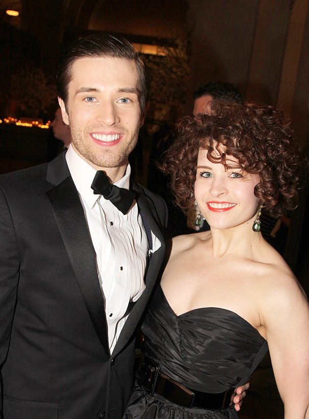 Bullets Over Broadway - Opening - OP - 4/14 - Paul McGill - Emily McGill