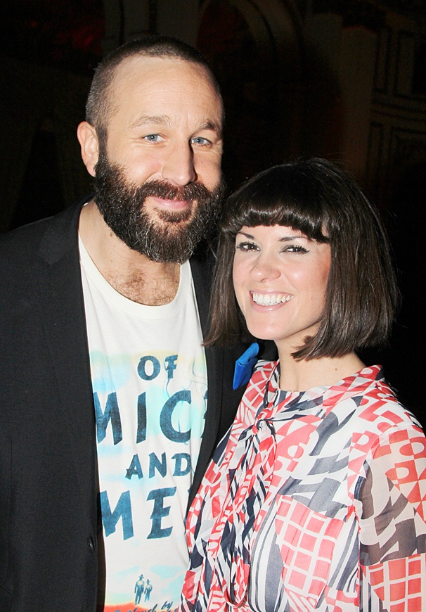 Of Mice and Men - Opening - OP - 4/14 - Chris O'Dowd - Dawn Porter