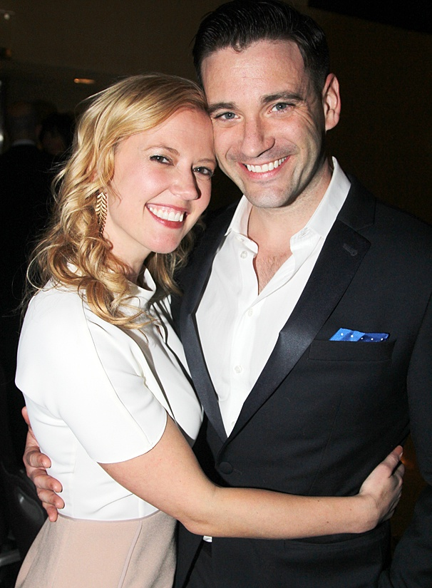 Violet - Opening - OP - 4/14 - Patti Murin - Colin Donnell