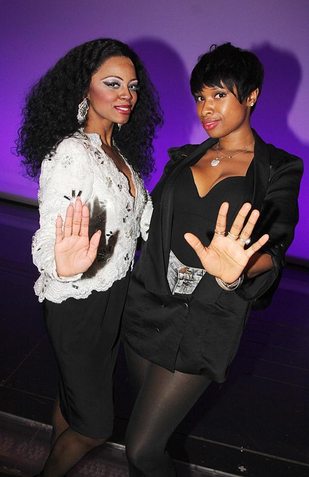 Motown - Jennifer Hudson Visit - OP - 4/14 - Krystal Joy Brown - Jennifer Hudson